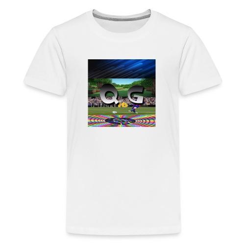 Men's short sleeve shirt - Teenage Premium T-Shirt