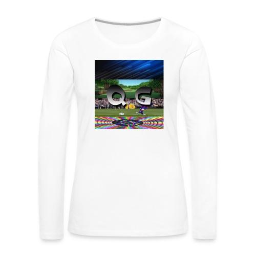 Men's Long Sleeve Shirt - Women's Premium Longsleeve Shirt