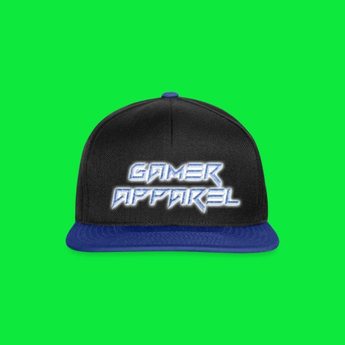 Snapback cap Blue Ice - Snapback Cap