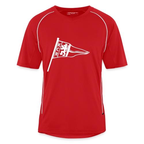 Herren Funktions-Shirt Wappen - Männer Fußball-Trikot