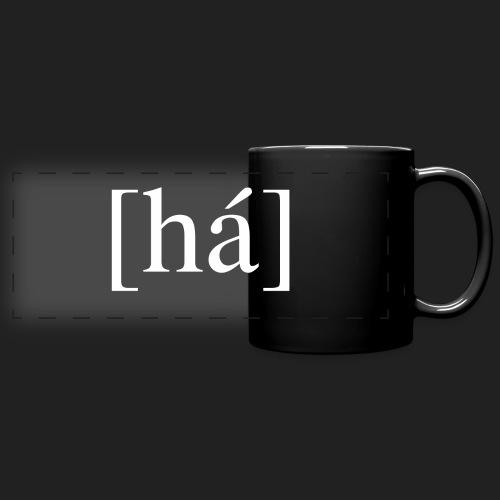 [háleitt]-mug - Full Color Panoramic Mug
