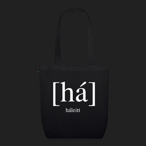 [háleitt]-bag - EarthPositive Tote Bag