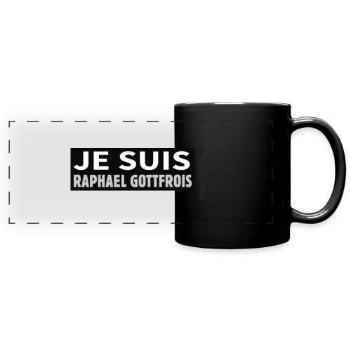Mug Je suis Raphaël Gottfrois - Mug panoramique uni