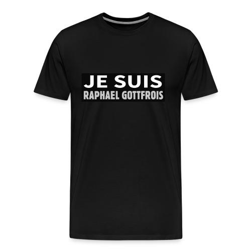 T-Shirt Je suis Raphaël Gottfrois - T-shirt Premium Homme
