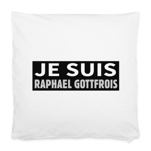 Coussin Je suis Raphaël Gottfrois - Housse de coussin 40 x 40 cm