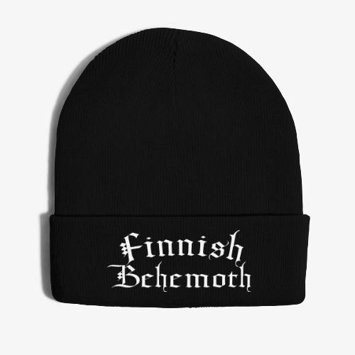 Finnish Behemoth pipo - Winter Hat