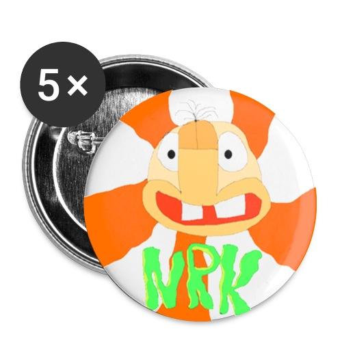 NRK PIN'S - Middels pin 32 mm