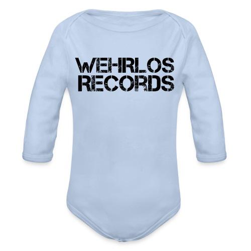 Wehrlos Strampler - Baby Bio-Langarm-Body