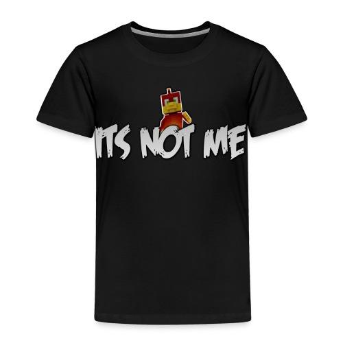 Kids ITS NOT ME T-Shirt #2 - Kids' Premium T-Shirt