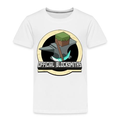 Kids Official Blocksmiths T-Shirt - Kids' Premium T-Shirt