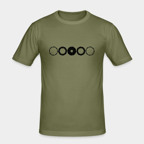 Iris & Balance - Männer Slim Fit T-Shirt
