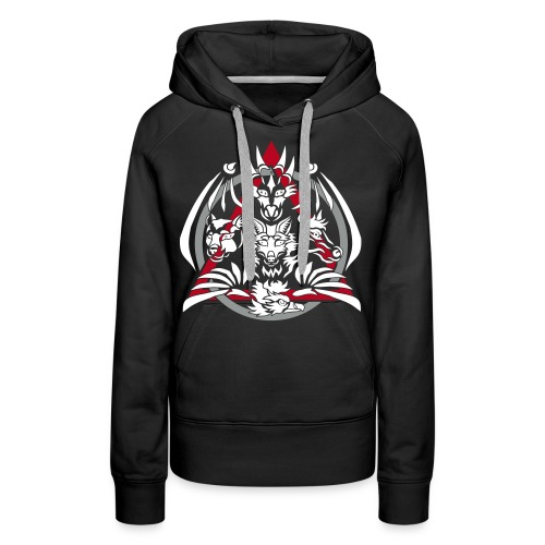 Women's TG hoodie - Women's Premium Hoodie
