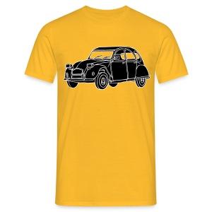 Ente 2CV - Männer T-Shirt