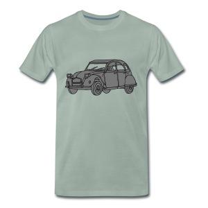 Ente 2CV - Männer Premium T-Shirt