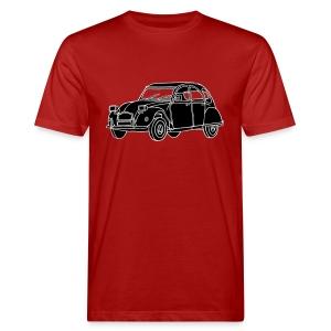 Ente 2CV - Männer Bio-T-Shirt