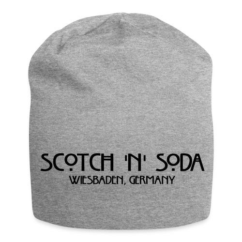 Scotch N Soda Beanie - Jersey Beanie