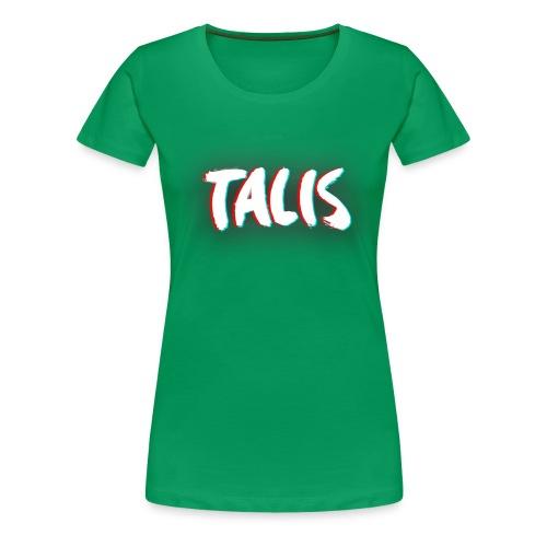 Talis Tee (Fem) - Women's Premium T-Shirt