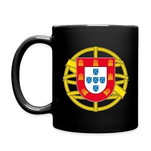 Portugal Brasão Tassen & Zubehör - Tasse einfarbig