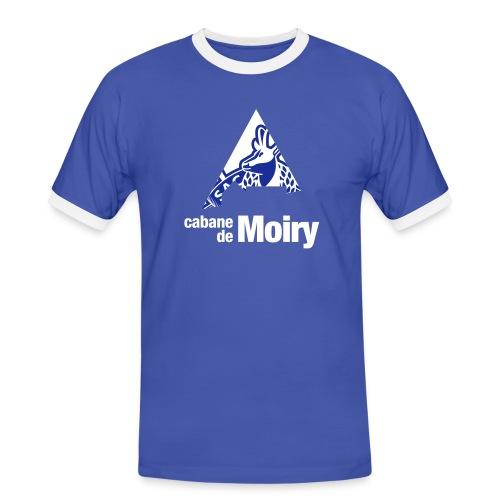 T-shirt contrasté Homme - Tee shirt contraste homme digitale