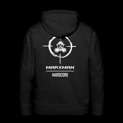 Marxman Mens Hooded - Mannen Premium hoodie