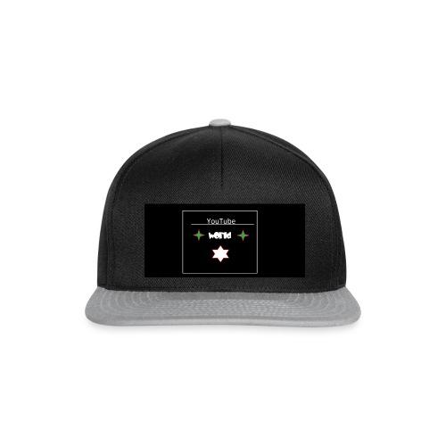 YoutubeWorld Snapback cap - Snapback Cap