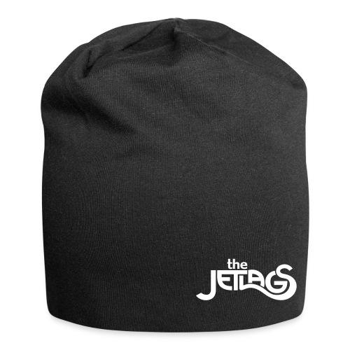 Der schwarze Beanie - Jersey-Beanie