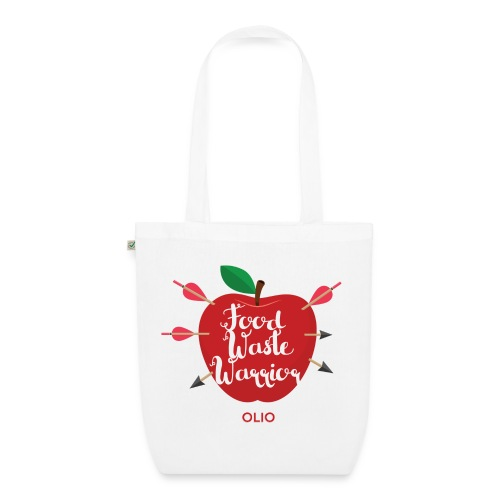 Tote Bag - Food Waste Warrior - EarthPositive Tote Bag