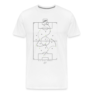 Men's Tactics T-Shirt - White - Men's Premium T-Shirt