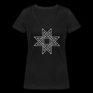 T-Shirts ~ Frauen T-Shirt mit V-Ausschnitt ~ Octogram