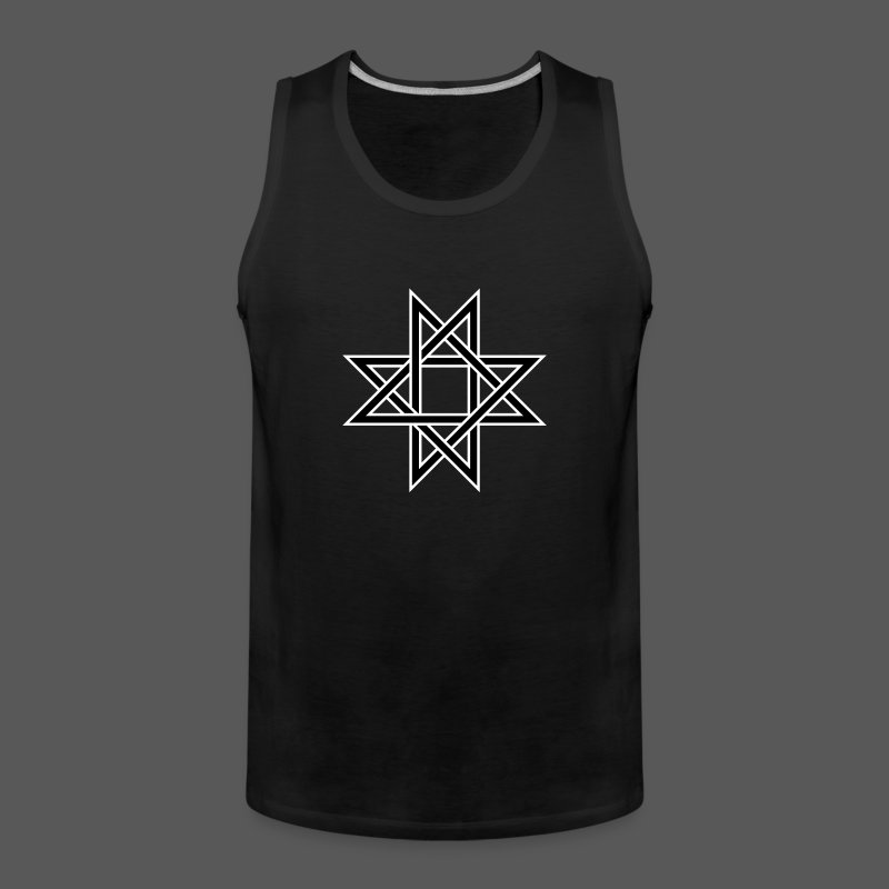Octogram - Männer Premium Tank Top
