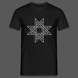 Octogram - Männer T-Shirt