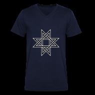 T-Shirts ~ Männer T-Shirt mit V-Ausschnitt ~ Octogram