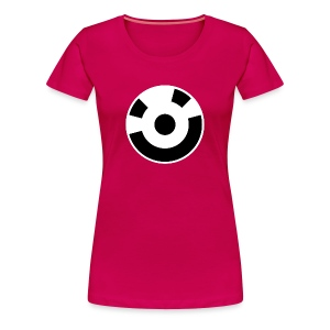 RestauratorinnenSmiley - Frauen Premium T-Shirt