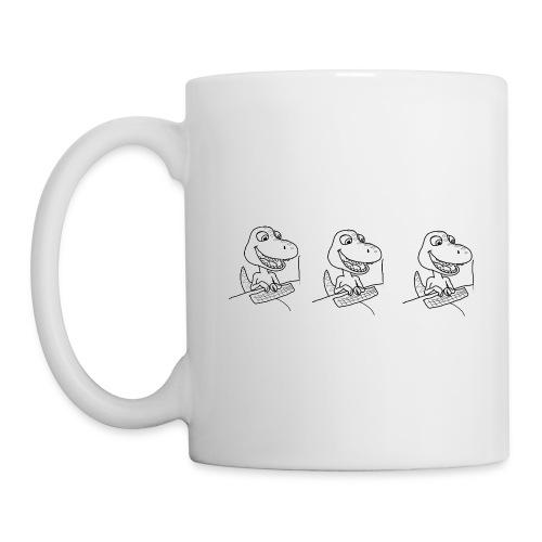 PC-Dino Mug - Mug
