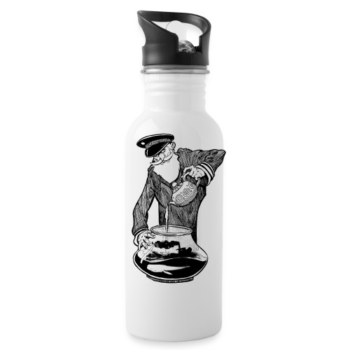 A Captain's Refil Drink Bottle - Water Bottle
