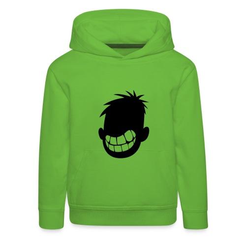 I Smile A Lot Kids Premium Hoody - Kids' Premium Hoodie