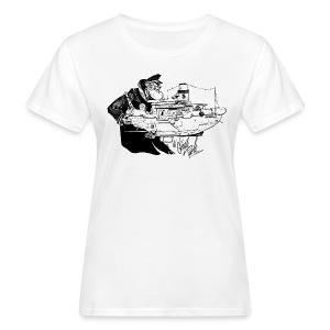 A Captain's Gentle Women Tee - Women's Organic T-shirt