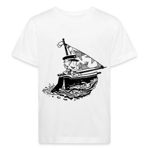 A Captain's Boy Kids Bio Tee - Kids' Organic T-shirt