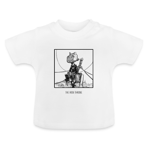 Irone Throne Baby Tee - Baby T-Shirt