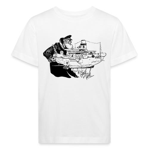 A Captain's Gentle Push Kids Bio Tee - Kids' Organic T-shirt