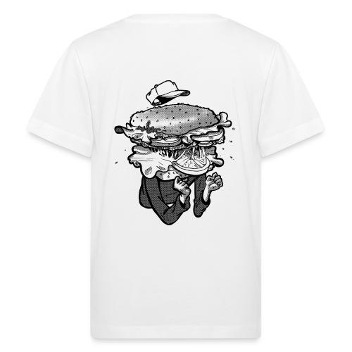 I Am Hamburger Kids Bio Tee - Kids' Organic T-shirt
