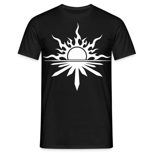 CSN Logo Shirt w/ Front and Back Print - Männer T-Shirt