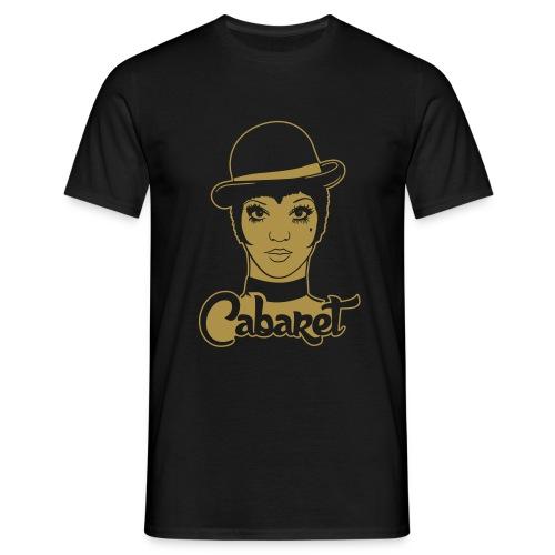 Golden Cabaret - Men's T-Shirt