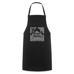 DosenMafia - Frauen Premium Kapuzenjacke Mrs 2korn - Kochschürze