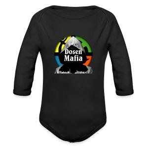 DosenMafia - Frauen Premium Kapuzenjacke Mrs 2korn - Baby Bio-Langarm-Body
