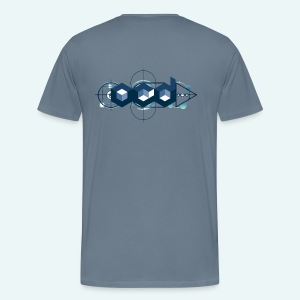 Men's Standard T-Shirt - OCD Logo Design - Men's Premium T-Shirt