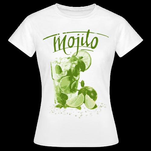 MOJITO - Frauen T-Shirt