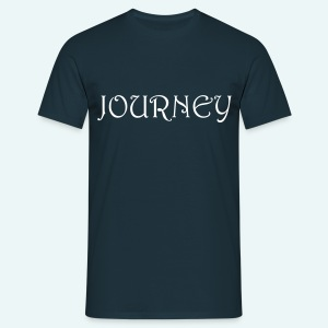 Standard Cut T-Shirt Journey - Men's T-Shirt
