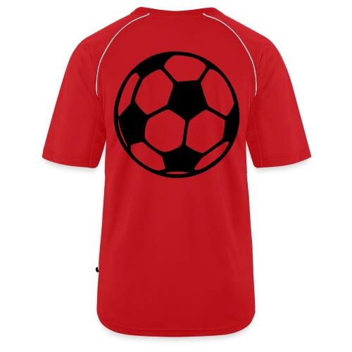 Trainingsshirt-JudPro,GrottenTV - Männer Fußball-Trikot