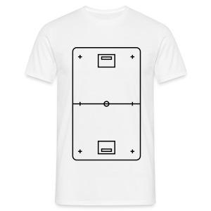 Living Tactic Board - Men's T-Shirt